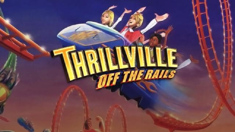Thrillville Off the Rails Free Download