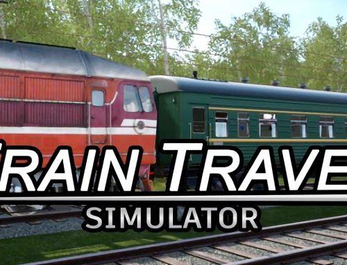 Train Travel Simulator Free Download
