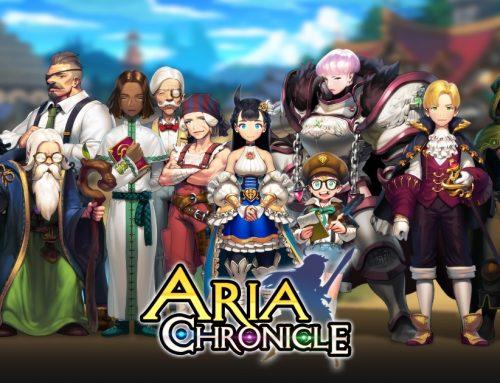 ARIA CHRONICLE Amazon Free Download