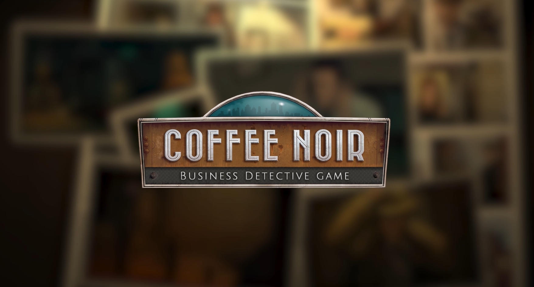 Coffee Noir - Business Detective Game Free Download