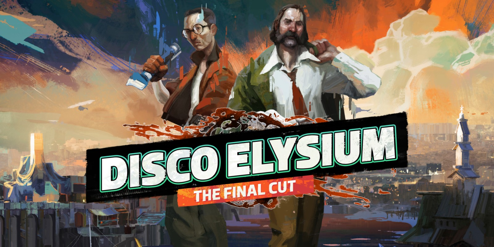 Disco Elysium - The Final Cut Free Download