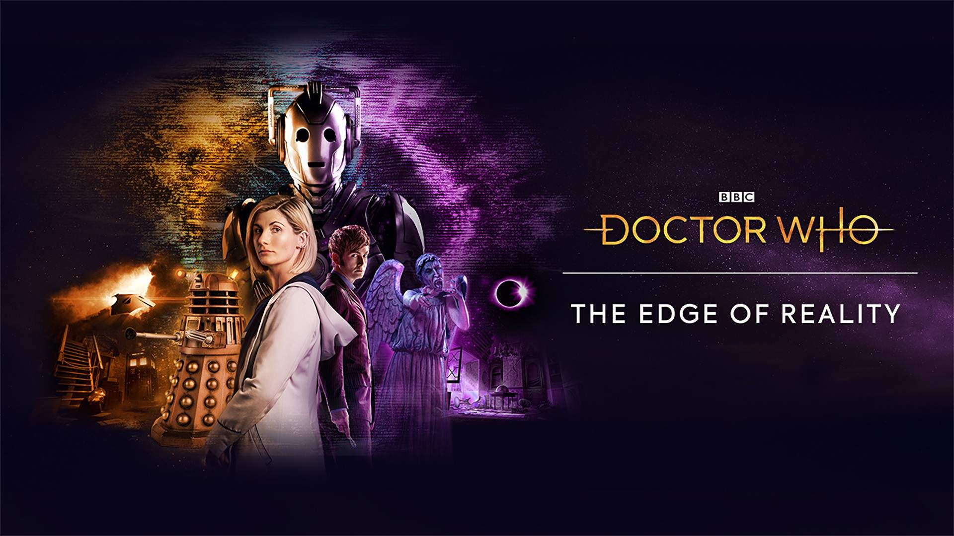 Doctor Who The Edge of Reality Free Download