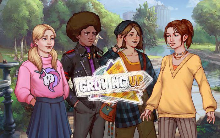 Growing Up Free Download