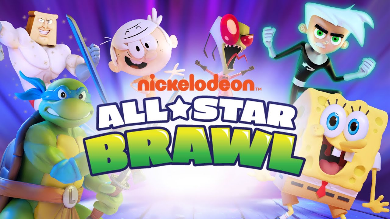 Nickelodeon All-Star Brawl Free Download