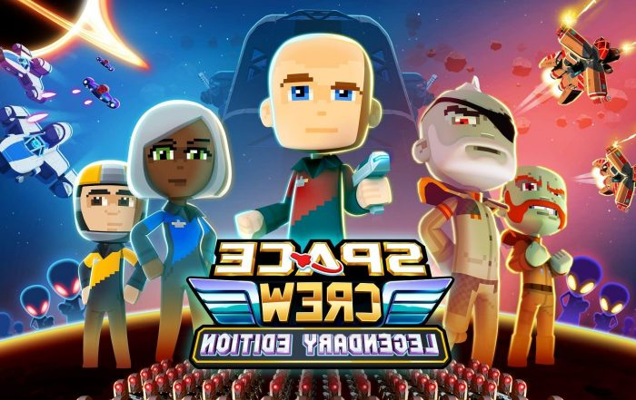 Space Crew Legendary Edition Free Download