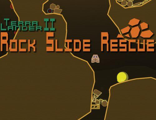 Terra Lander II – Rockslide Rescue Free Download