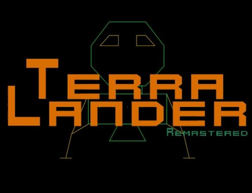 Terra Lander Remastered Free Download