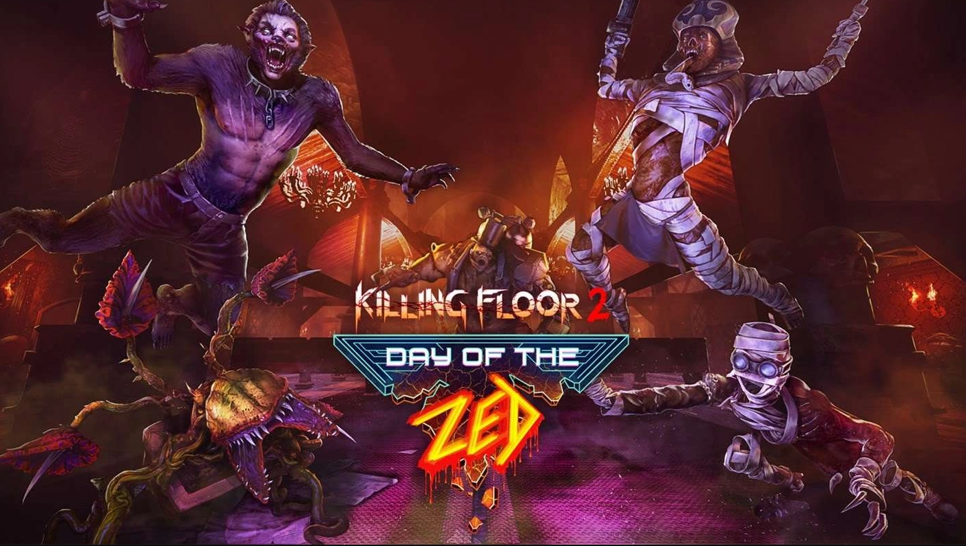 The Killing Floor 2 Day Of The Zed Free Download